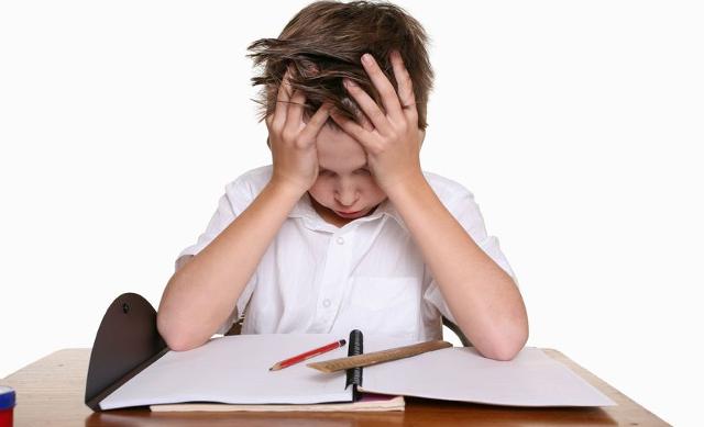 Konzentrationsschwäche bei Kindern
