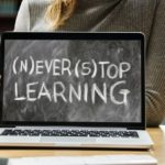 Lerntypen - never stop learning