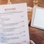 Lebenslauf auf Englisch schreiben - Resume