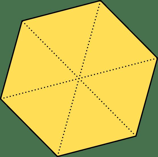 Volumen Pyramide Sechseck