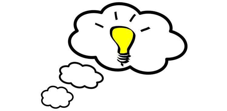 Essay schreiben - Die richtige Vorbereitung - Brainstorming - alle Ideen aufschreiben