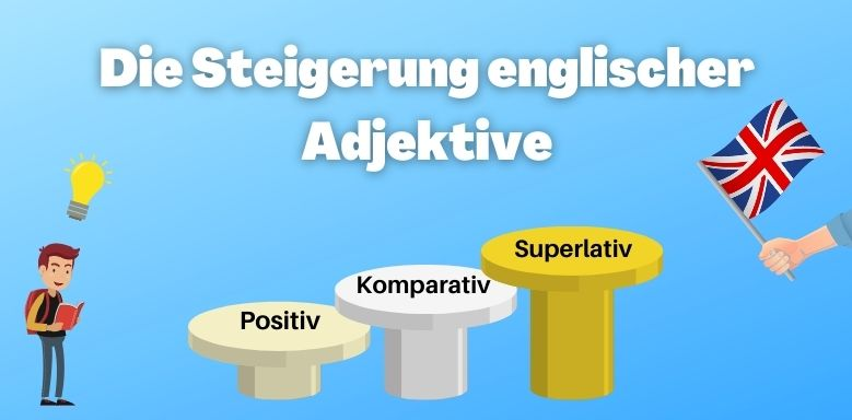 Steigerung Adjektive Englisch - Artikel