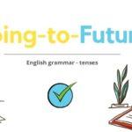 Schüler beim Schreiben - Going-to-Future