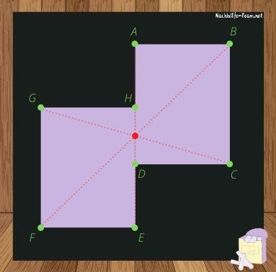 Punktsymmetrie Beispiel