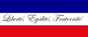 Die Parole der Französischen Revolution