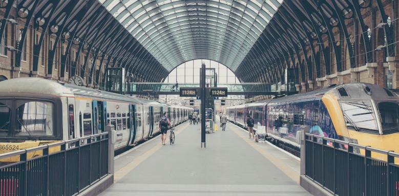 Potenzgesetze - Bahnsteige