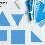Flächeninhalt berechnen, geometrische Figuren Beispiele
