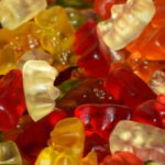 Gummibärchen - Titelbild absolute und relative Häufigkeit