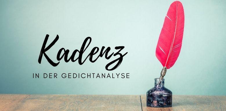Kadenz (Gedicht)