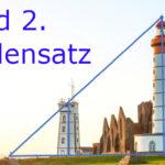 Strahlensatz, Strahlensatz Aufgaben, 1. und 2. Strahlensatz