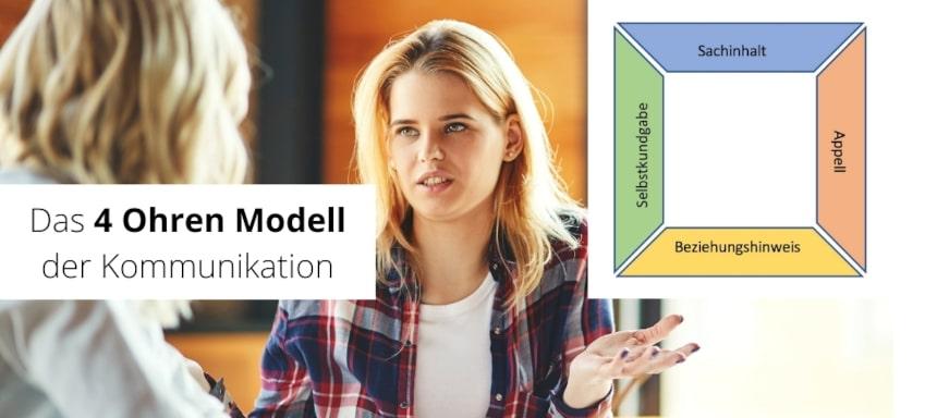 4 Ohren Modell 2 Personen und Darstellung
