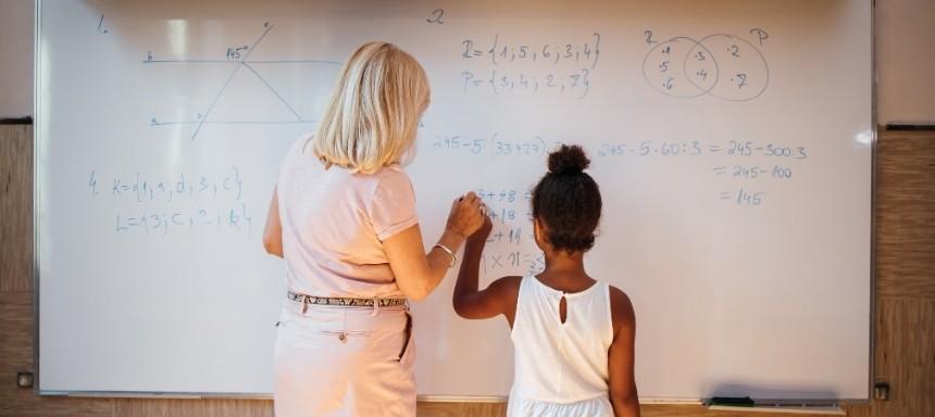 Kinder mit Dyskalkulie sollten im Unterricht nicht bloßgestellt werden
