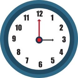 Wenn Betroffene die Uhr nicht lesen können, kann sich das erheblich auf ihr Zeitgefühl auswirken
