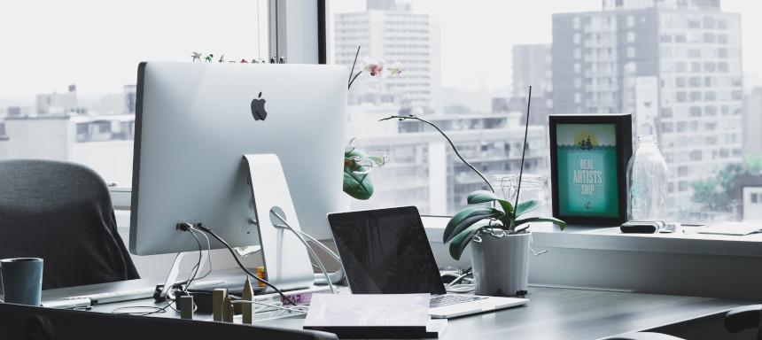 Zeitmanagement Schreibtisch