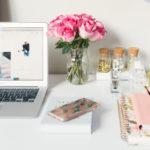Schreibtisch Notizen