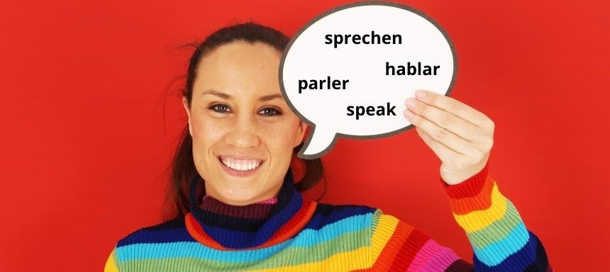 Durch aktives Sprechen das Sprachniveau steigern