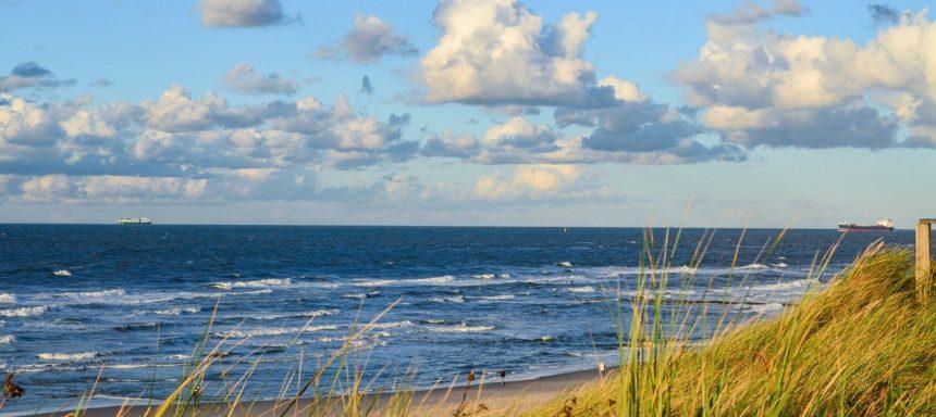 Ostsee Dünen Meer