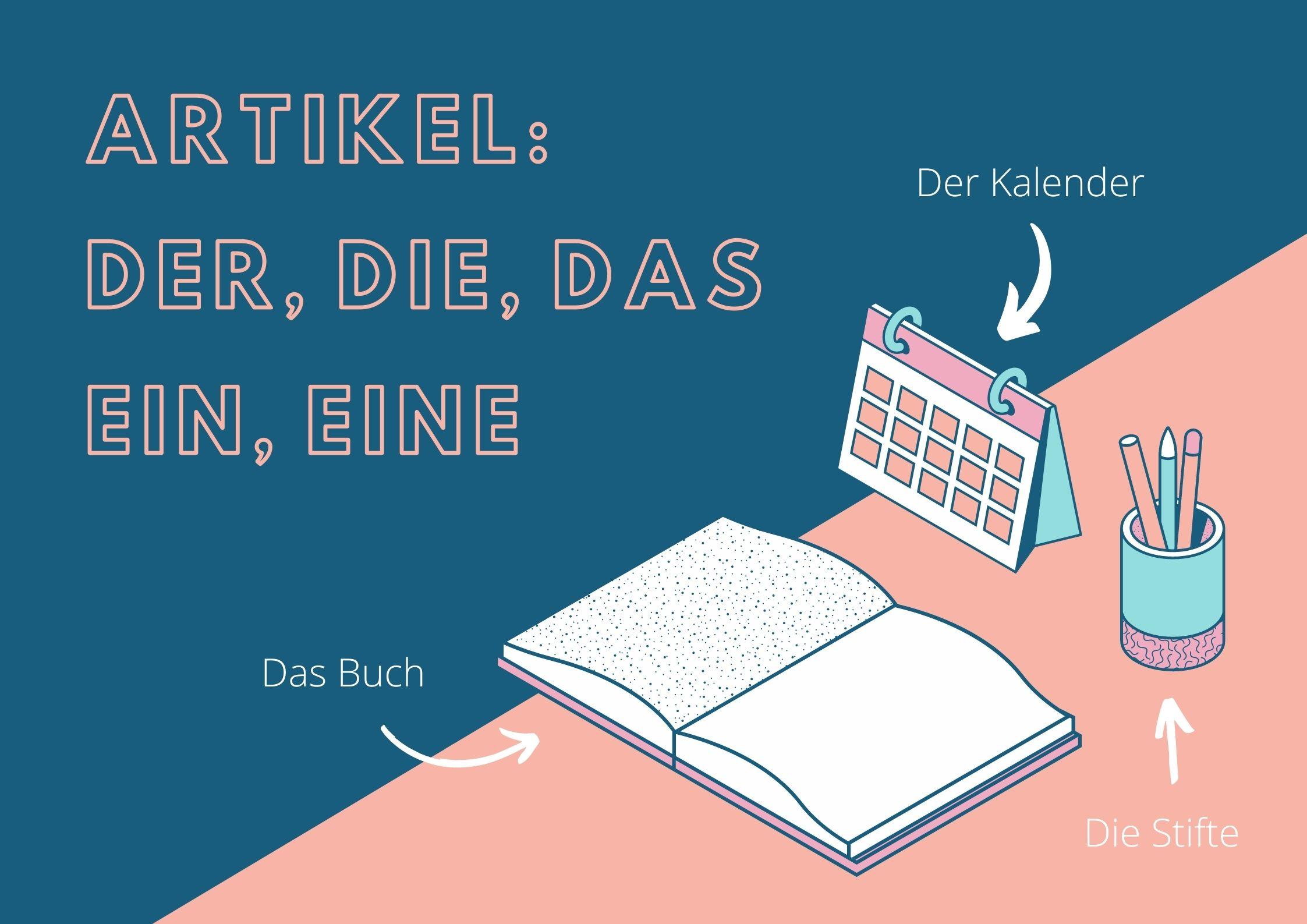 Artikel deutsch grammatik nomen
