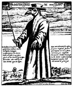 Barock - Pestdoktor