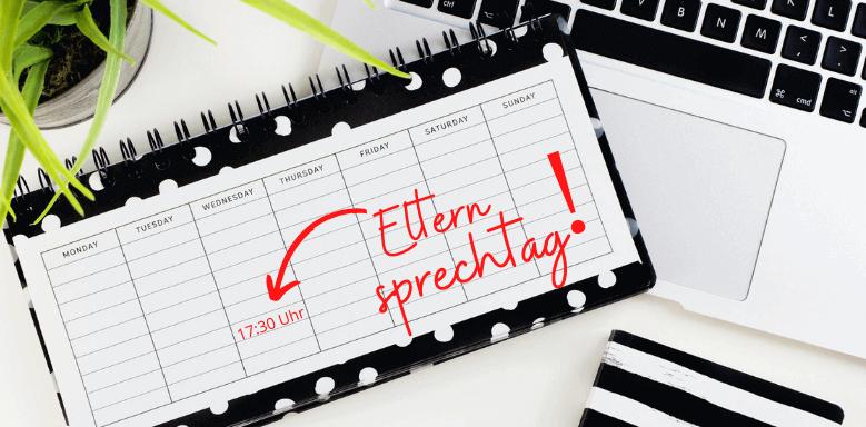 Terminkalender Elternsprechtag