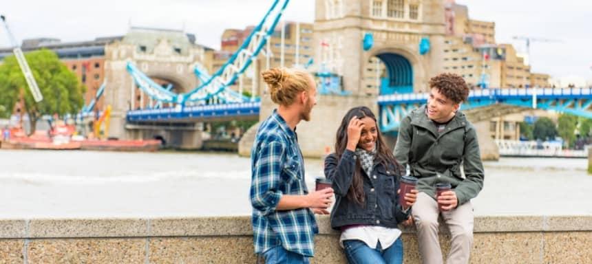 Junge Leute London