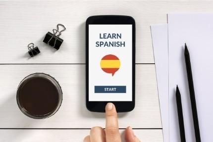 Spanisch ist in den meisten Apps zum Sprachenlernen vertreten