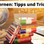 Tipps und Tricks zum Sprachen lernen in diesem Artikel