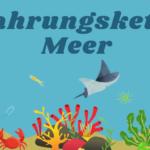 Nahrungskette Meer- Titel