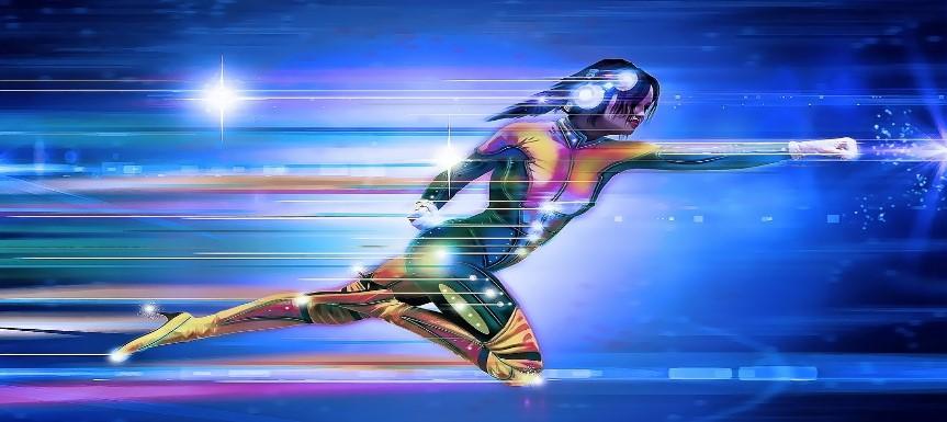 Geschwindigkeit berechnen - Titelbild