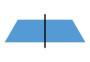 Achsensymmetrie - Trapez