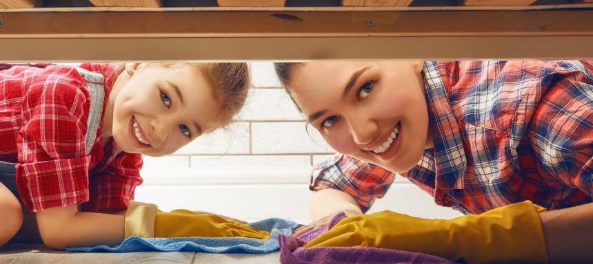 Zimmer Aufräumen Titelbild