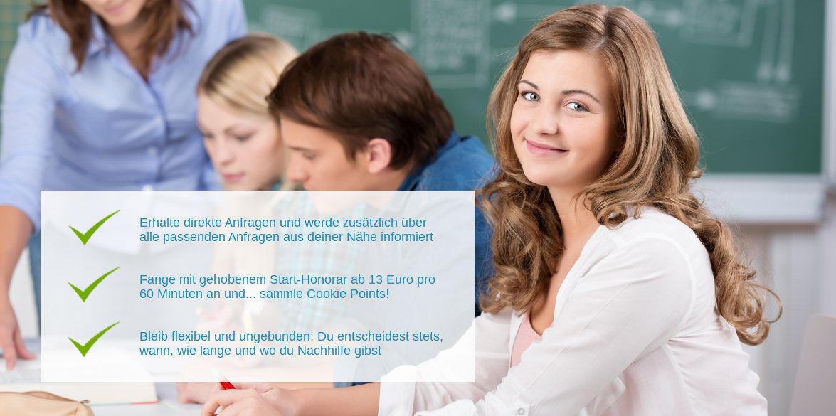 Nachhilfelehrer werden