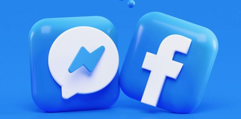 Facebook- und Messenger-Logos