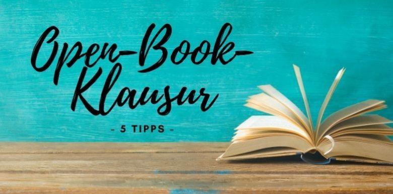 Open-Book-Klausur: 5 Tipps zur optimalen Vorbereitung