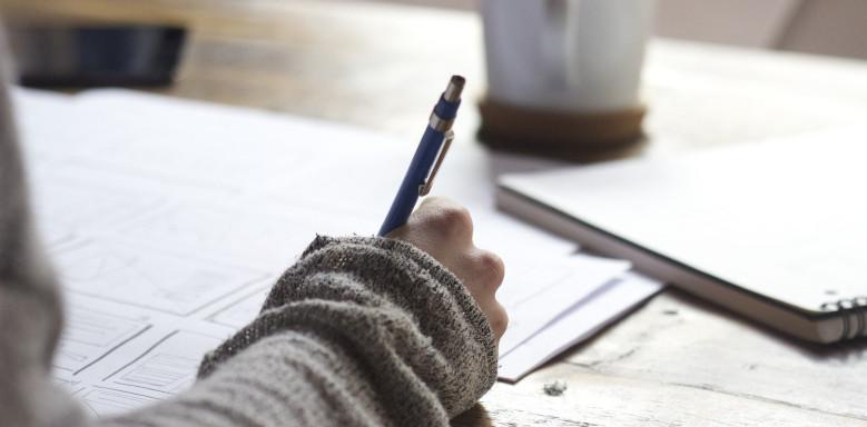 Schreiben einer Arbeit