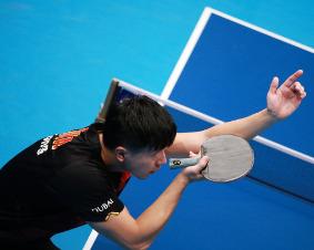 Tischtennis lehren